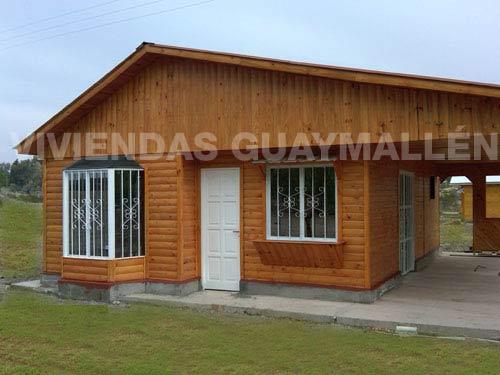 Casas prefabricadas madera prefabricadas mendoza for Viviendas industrializadas precios